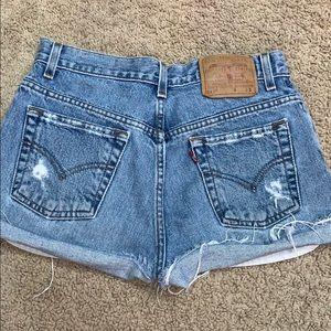 Levi's Shorts - Levi shorts
